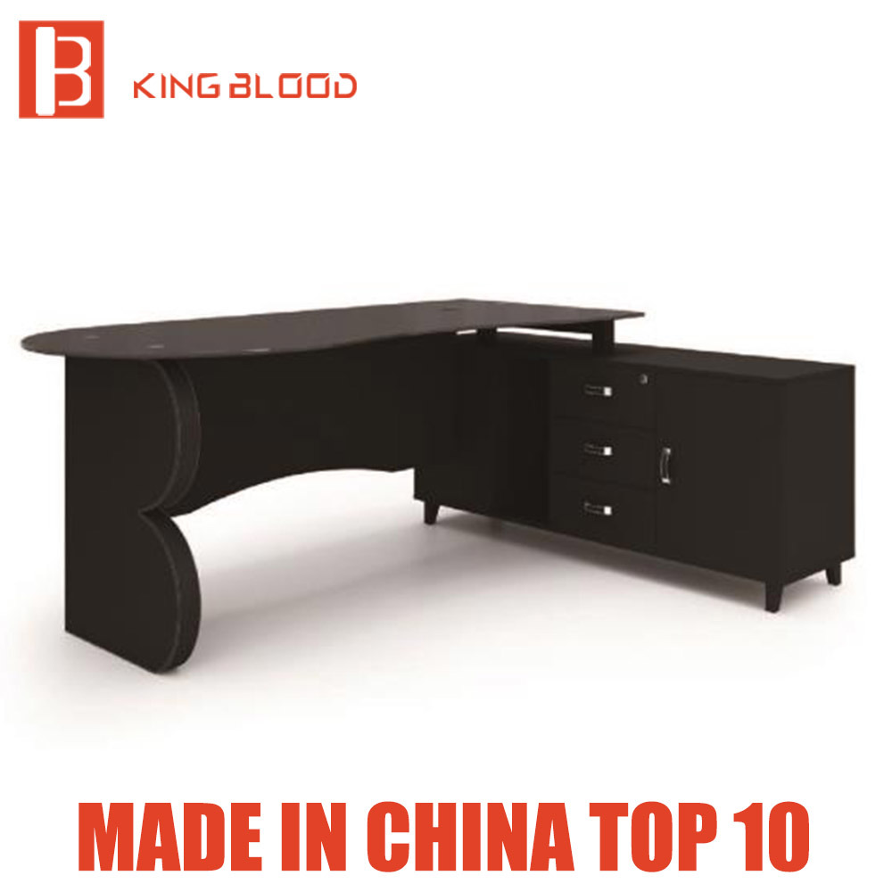 Swell China Tempered Glass Computer Desk With Z Shaped Metal In Home Remodeling Inspirations Basidirectenergyitoicom