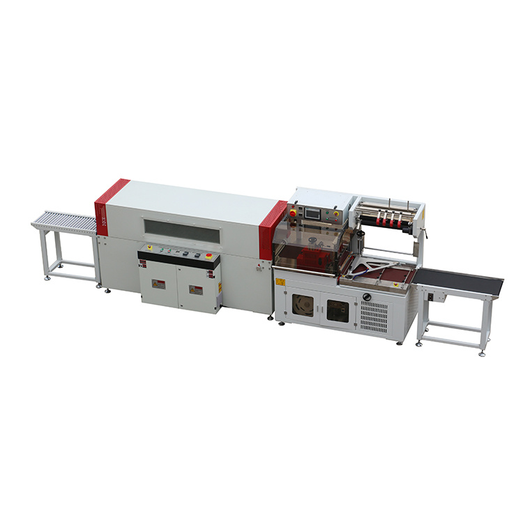 [Hot Item] Shrink Wrapping Machine PVC PP PE Polyolefin Film Shrink Wrapper