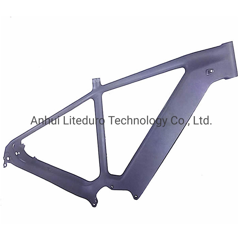 Carbon Bike Frame >> Hot Item Shimano E8000 Full Carbon Hardtail Mtb Ebike Frame