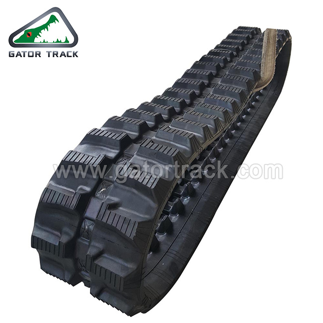 Excavator Track 230*72 or Rubber Track pictures & photos
