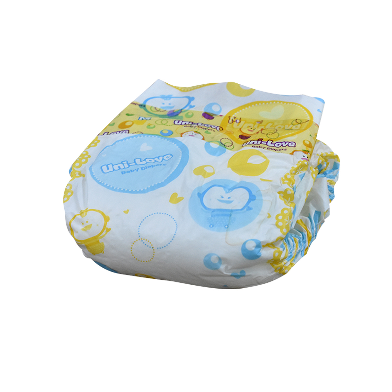 OEM Cheap Soft PE Back Sheet Baby Diapers Dry Surface Manufacturer pictures & photos