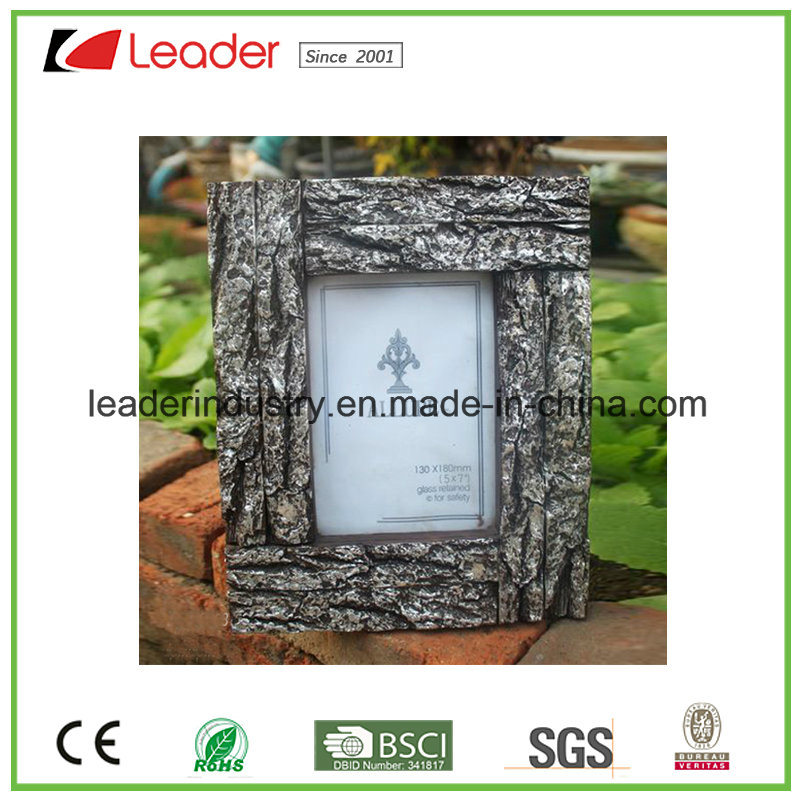 Hand Painted Resin Antlers Photo Frames for Home Decoration pictures & photos