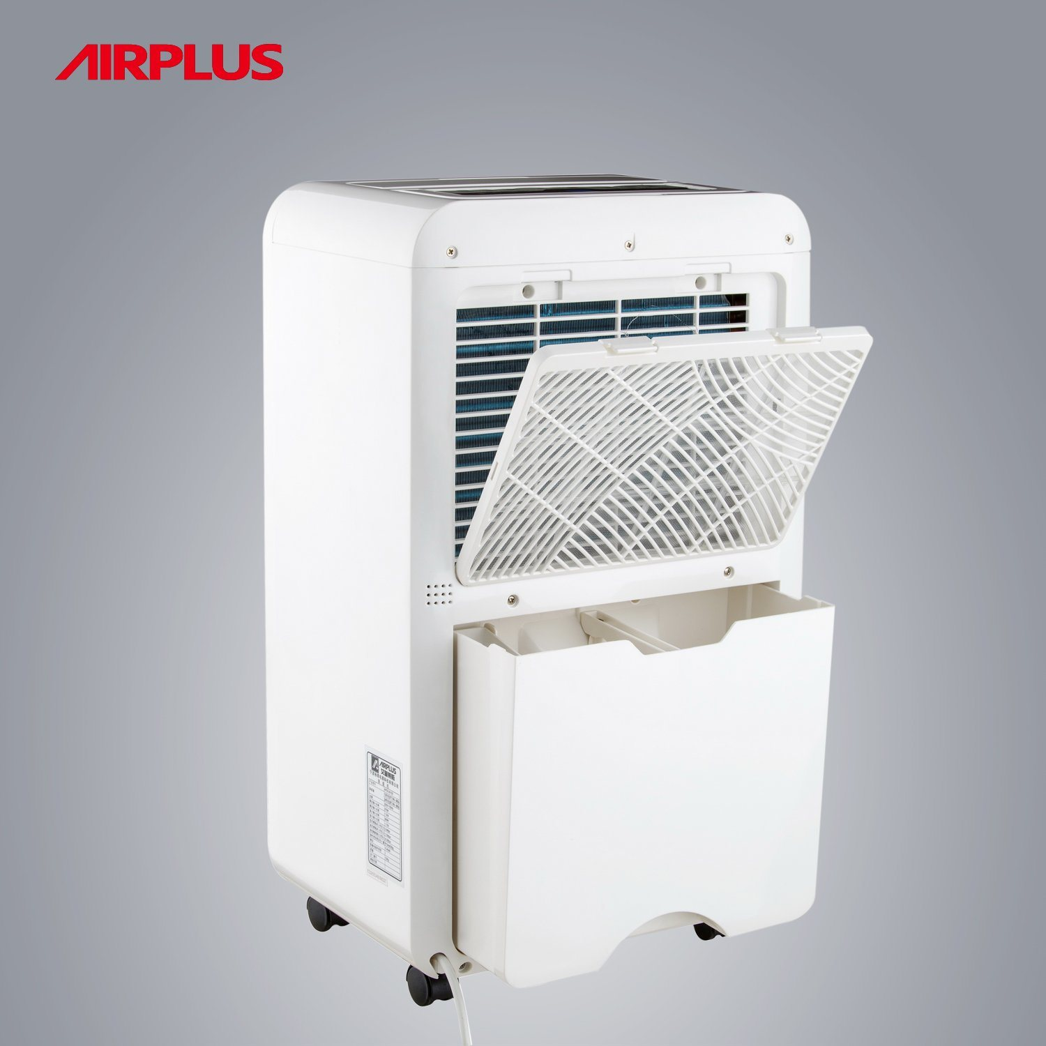 25L/Day Electronic Indoor Dehumidifier with Ionizer (AP25-202EE)