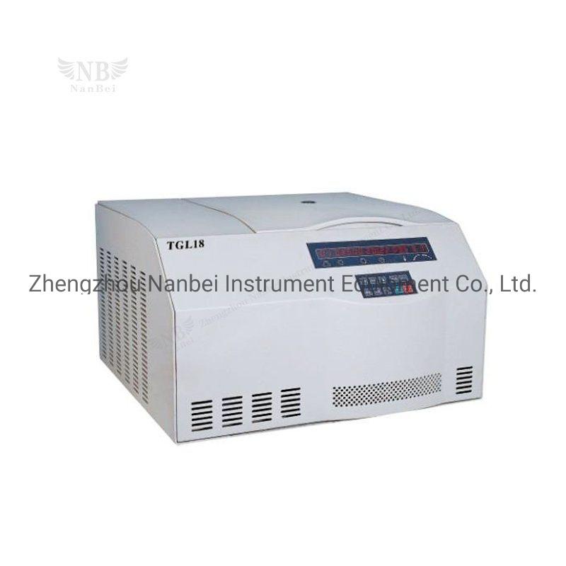 [Hot Item] Tgl18 Regen Lab Prices of Prp Centrifuge Machine