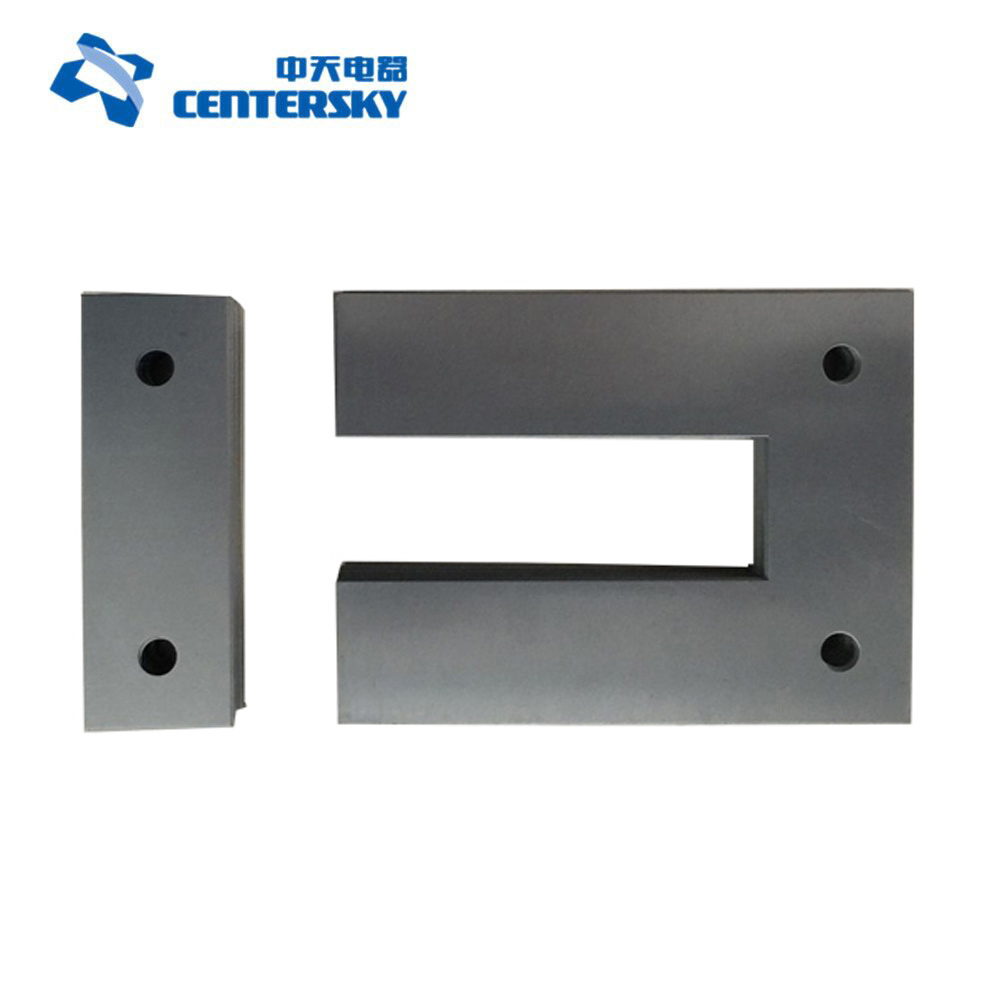 China Ui Laminated Silicon Sheet Iron Core Transformer
