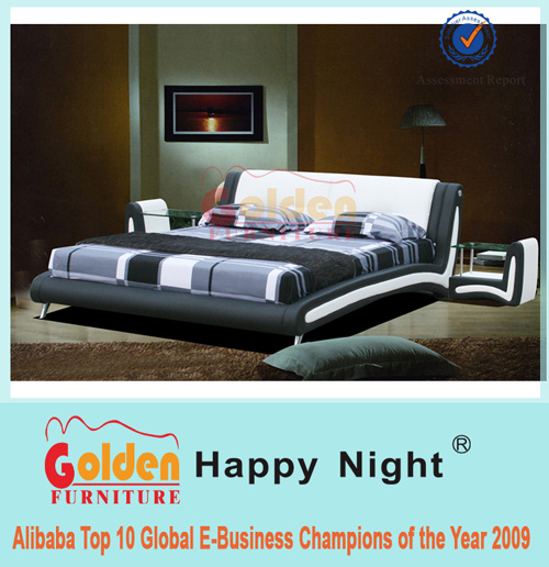 China Golden Furniture Names of Beds with Designs G7 - China ...