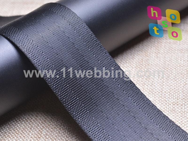 Customized Safety Belt 4.8cm Nylon Seat Belt Webbing pictures & photos