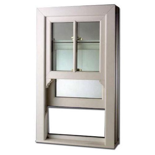 China Aluminum Vertical Sliding Window Design American