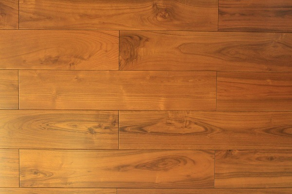 Robinia Golden Teak Hardwood Flooring