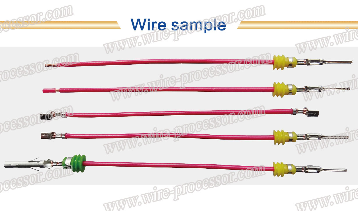 China Bozhiwang Wire /Cable Harness Machine, Full Automatic High ...