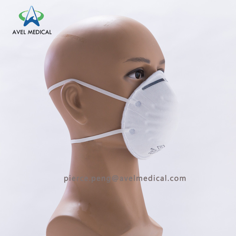 N95 Dust Disposable With hot Respirator ffp2 Niosh Face Mask Ffp1 Item