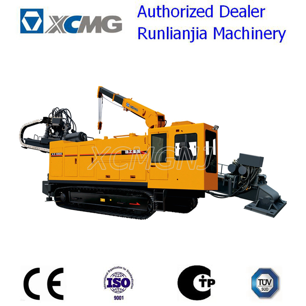 XCMG Xz1000 HDD Machine