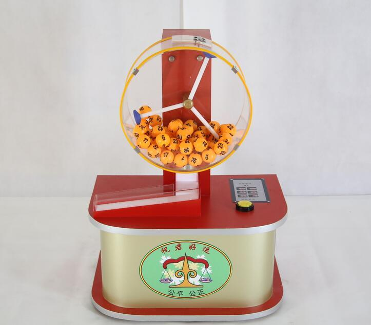China Bet Lottery Lucky Powerball Drawing Machine China Lottery Machine And Lotto Drawing Machine Price