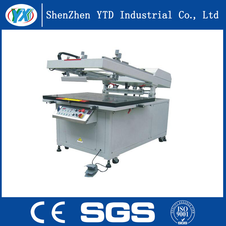 High Precision Screen Printing Machine with Packing Industry