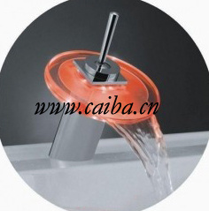 New Design LED Basin Faucet pictures & photos