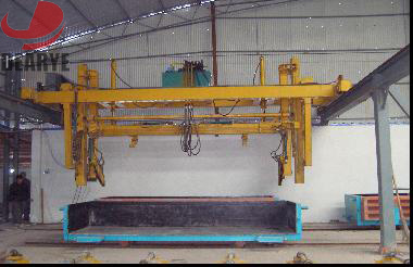 China AAC/Autoclave Aerated Concrete Block Machine (AAC