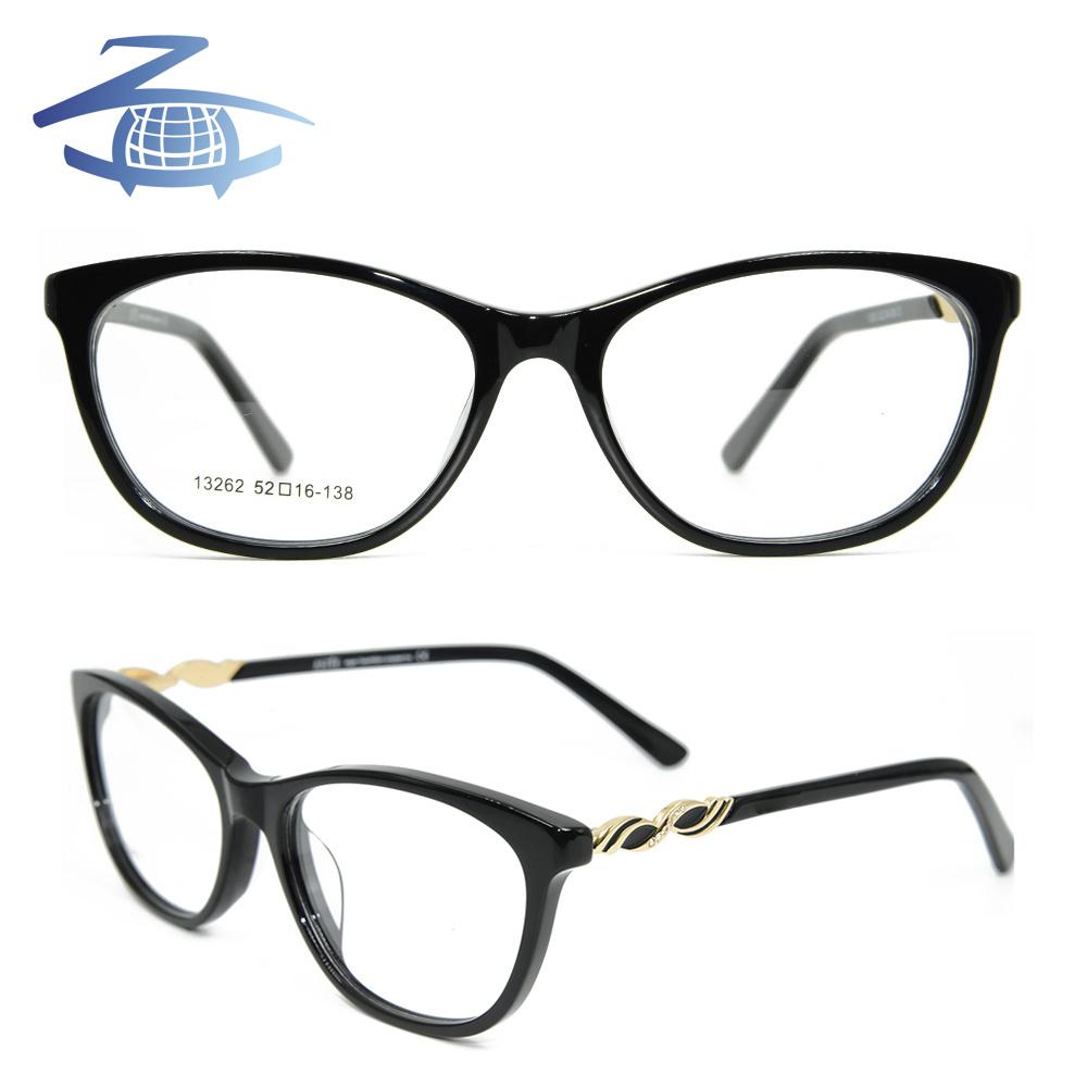 f369391bbb07 Best Colorful China Wholesale Women′s Fashion Custom Belt Drill Eye Glasses  Frame