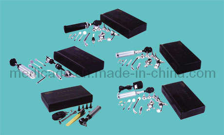 China Ce FDA Approved Ent Diagnostic Set with High Quality