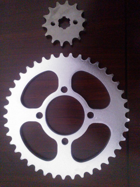 Motorcycle Sprocket-CD70