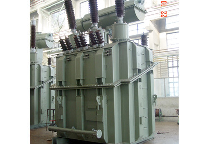 Ferroalloy Furnace Transformer