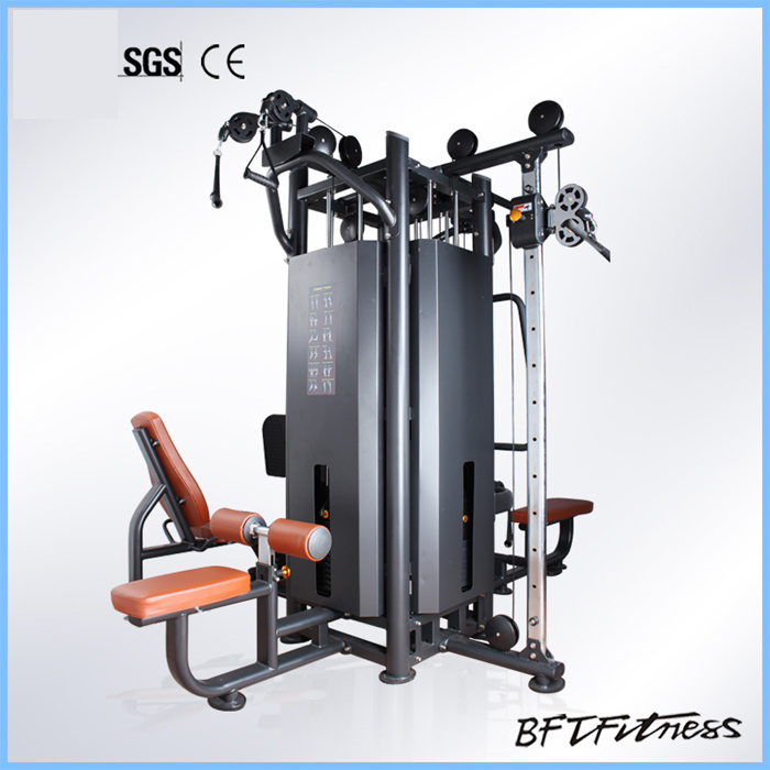 Gym Equipment Mutil Functional Trainer/Exercise Equipment/Four Station Multi Gym