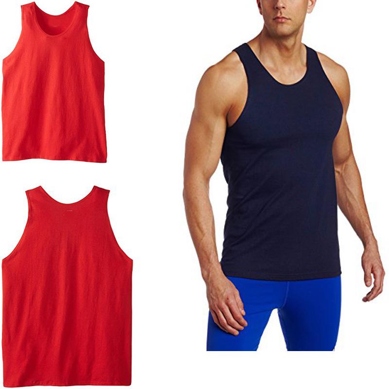 515969f32f6a1 China Cotton Summer Bodybuilding Tanktop Clothing - China Clothing ...