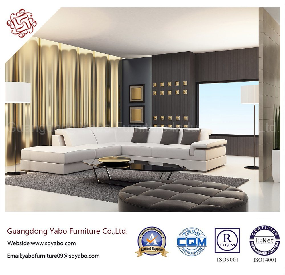 [Hot Item] Comfortable Hotel Furniture for Living Room with Sofa Set  (YB-B-29)