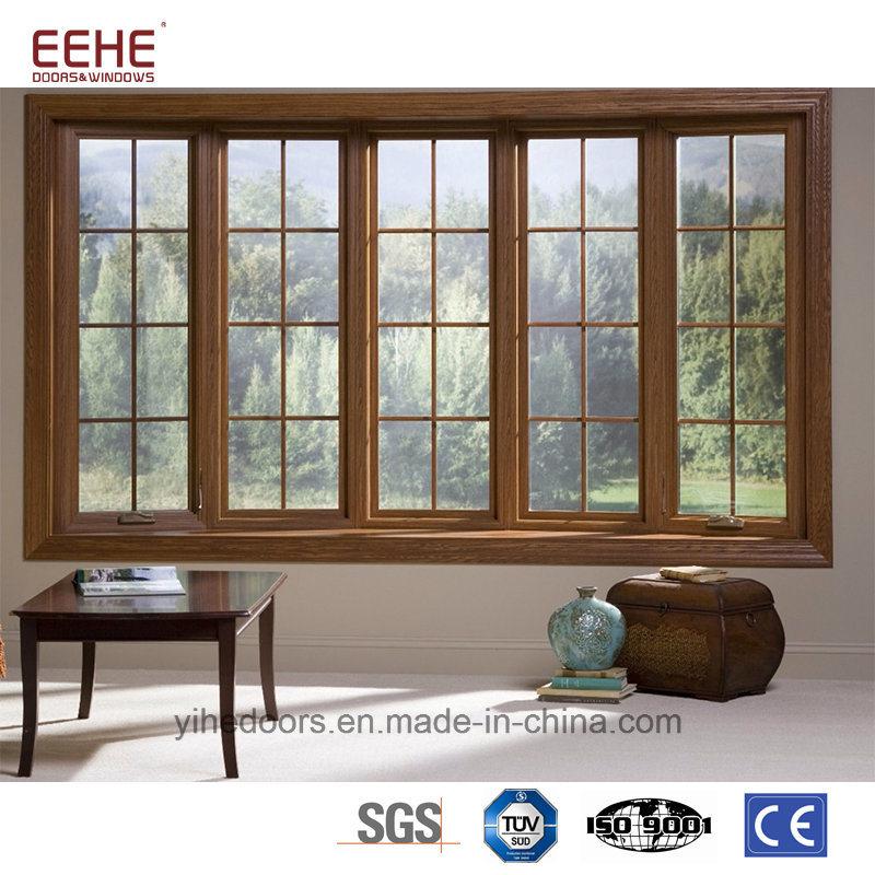 China Modern Window Grill Design For Aluminum Casement