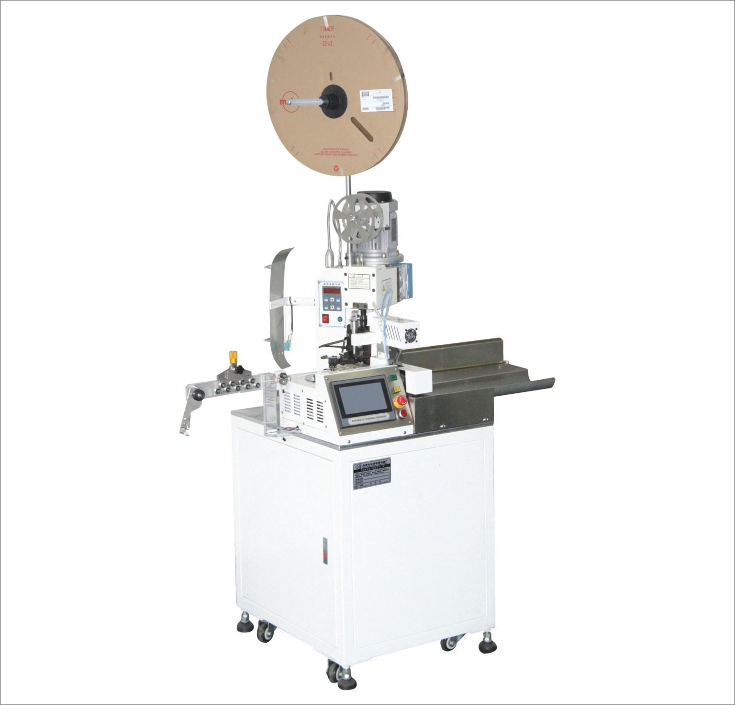 China Automatic Wire Crimping Machine (LA-02B) - China Machine ...