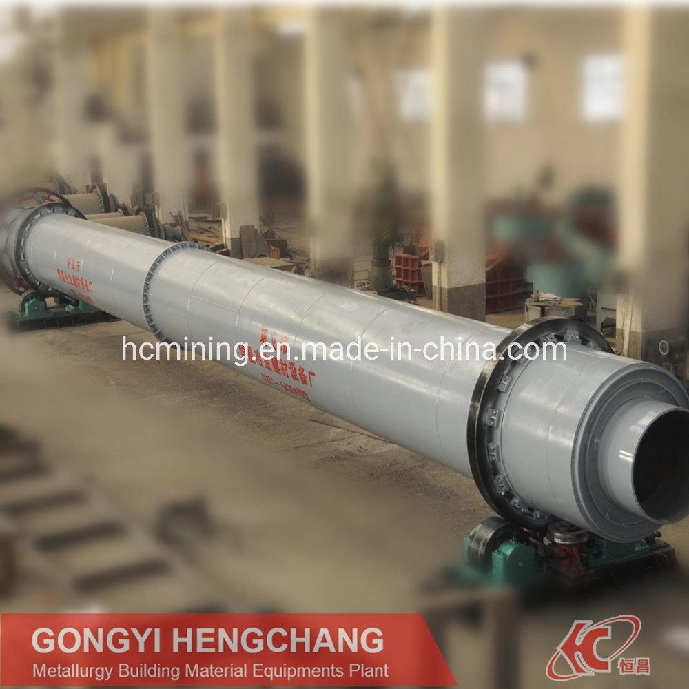 Factory Direct Supply Rotary Sand Dryer Machinery pictures & photos