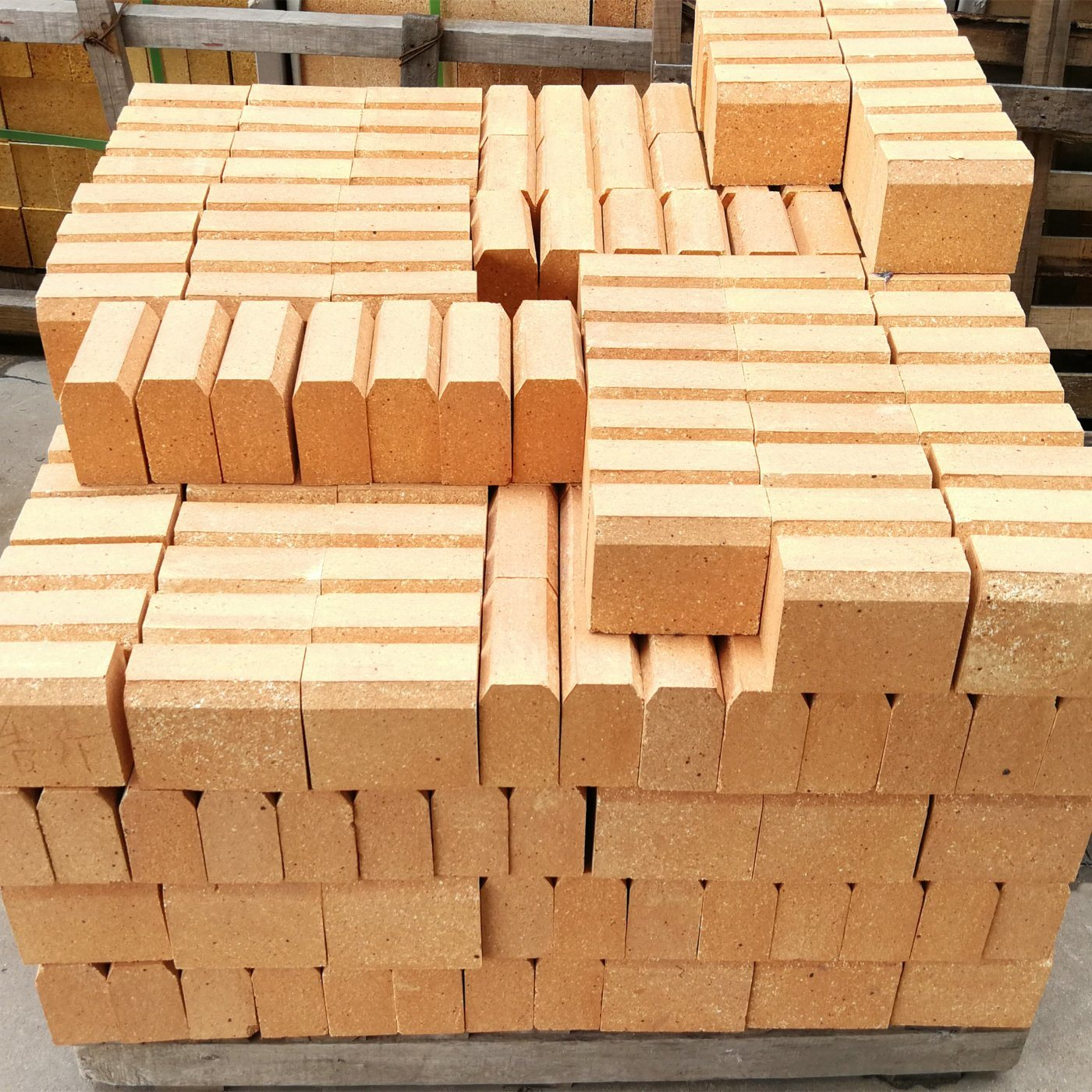 Hot Item Fire Brick Home Depot Low Porosity Firclay Brick For Fireplace