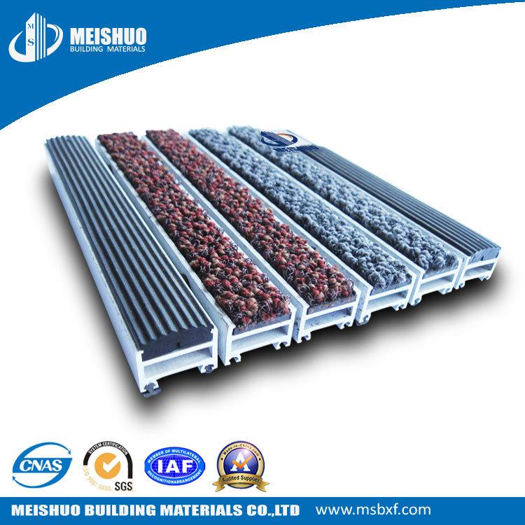 China Building Material Waterproof Nonslip Aluminum Entrance Outdoor ...