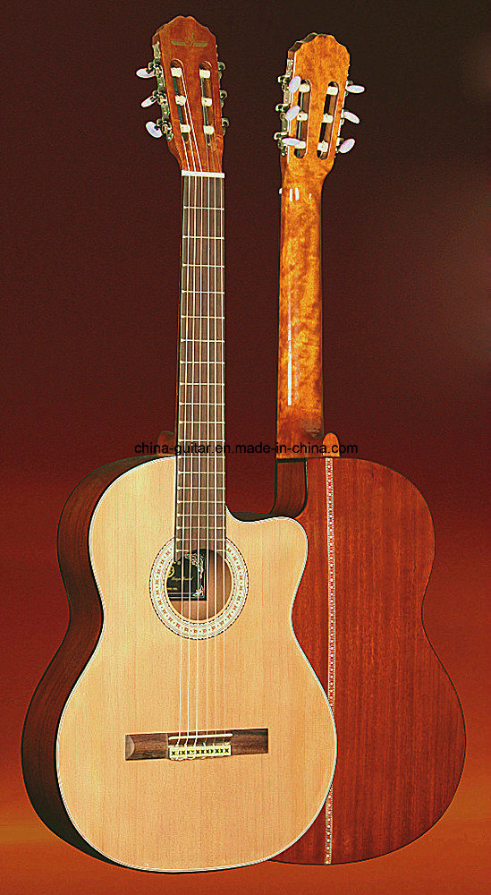 39′′ Middle Cutaway Classic Guitar