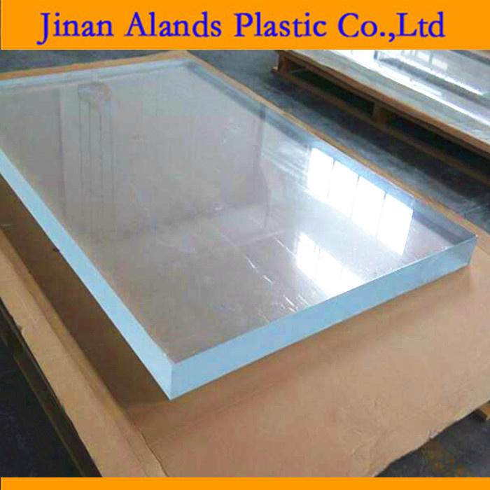 China Cheap Price Transparent Colored Acrylic Sheets China Cast Acrylic Sheet For Aquarium 70mm Thick Acrylic Sheet