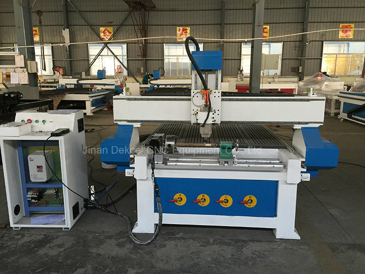CNC Router Engraving Machine Used on Woodworking and Advertising pictures & photos