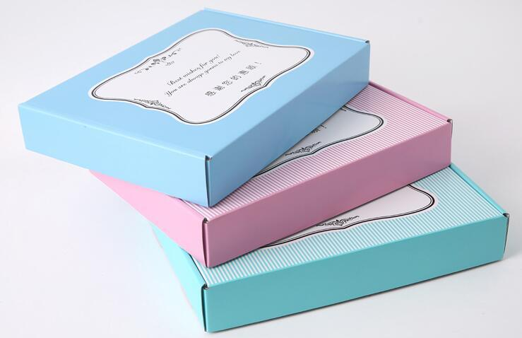 Custom Paper Packaging Box/Shoes Box/Garment Box Manufacturer