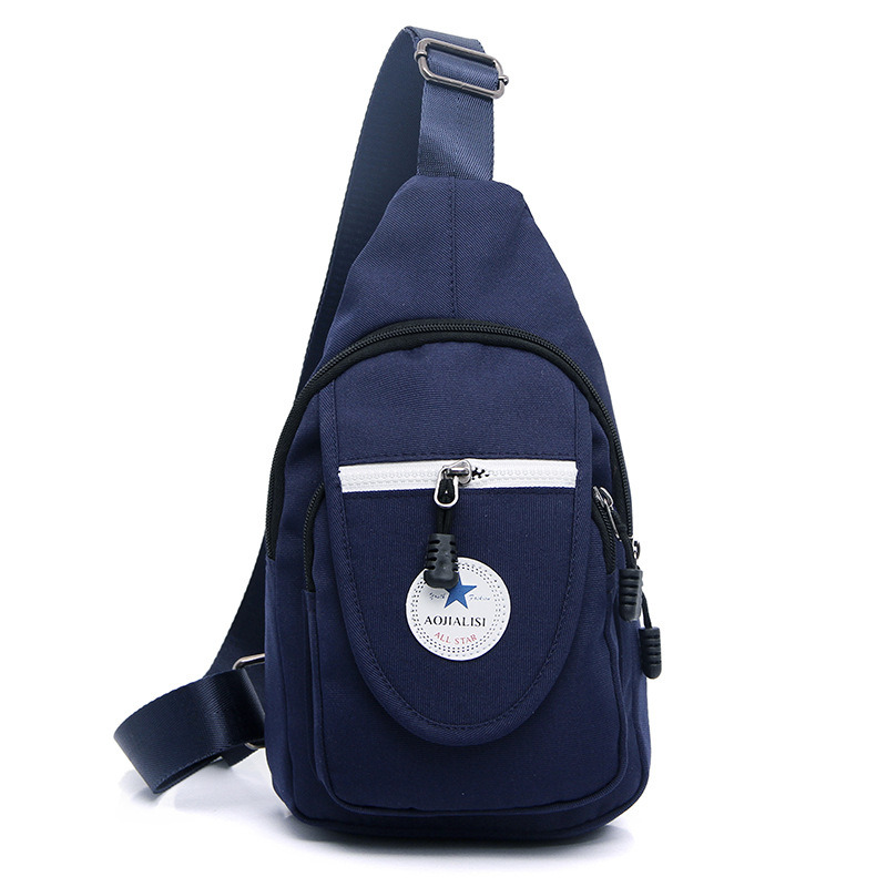 VAGULA Outdoor Navy Chest Bags (HL6038)