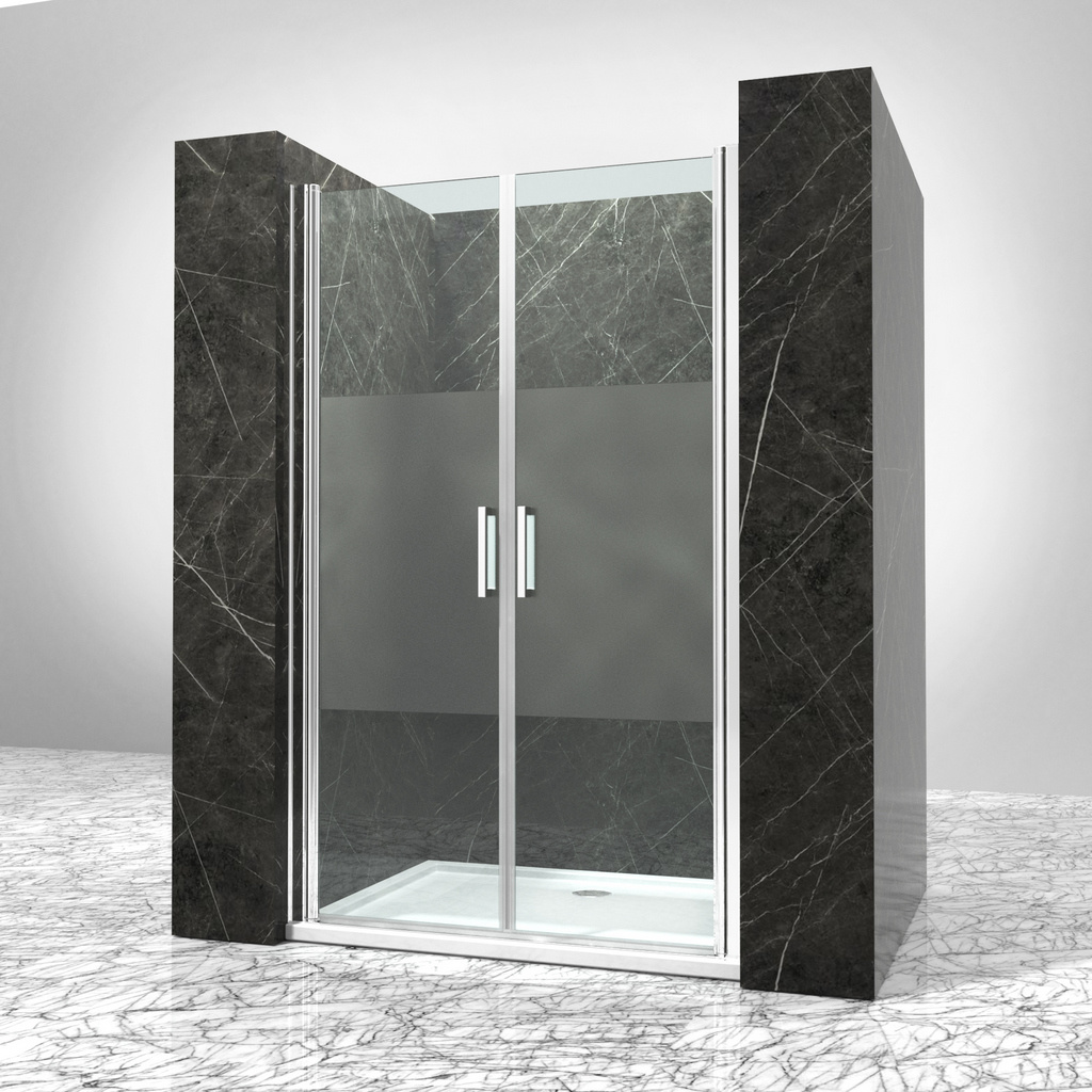 China Without Profile Douchedeur 8mm Bathroom Frameless