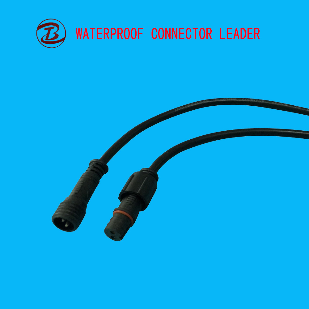 China 9 Year′s Experience 2 Pin Low Voltage Cables Wire Connector ...