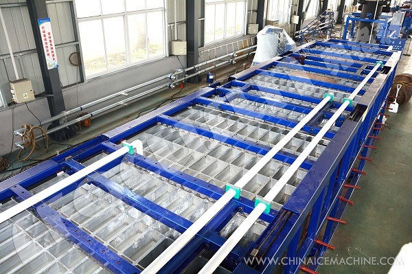 Shanghai Factory Price High Quality Block Ice Making Machine pictures & photos