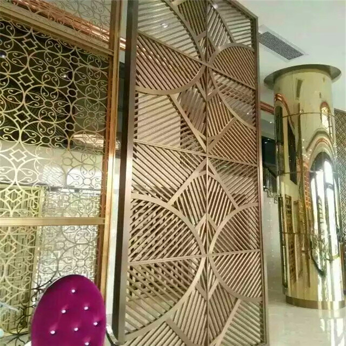 China Furniture Metal Work Custom Stainless Steel