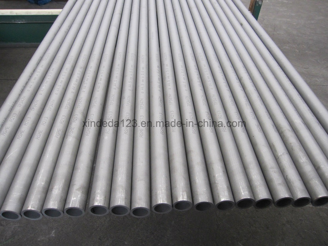 Stainless Steel Heat Exchanger Bolier Seamless Tube and Pipe