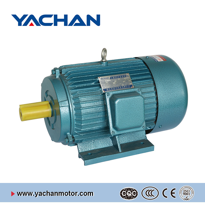 CE Approved Y Series Three Phase Induction Electric Motor