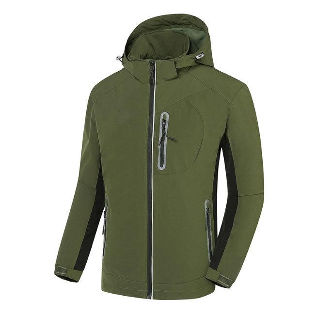 buy online cozy fresh large discount [Hot Item] Men Windbreaker Outdoor Waterproof Running Jacket