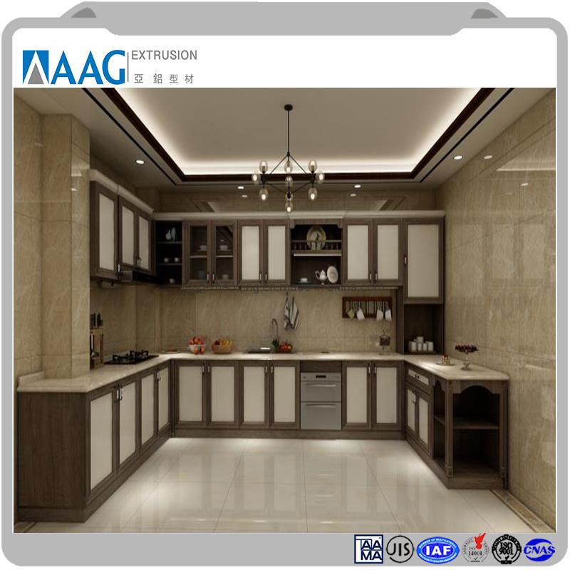 China 2020 Cabinet Design Aluminum Kitchen Furniture Designs For Small Kitchens China Aluminum Furniture Aluminium Kitchen
