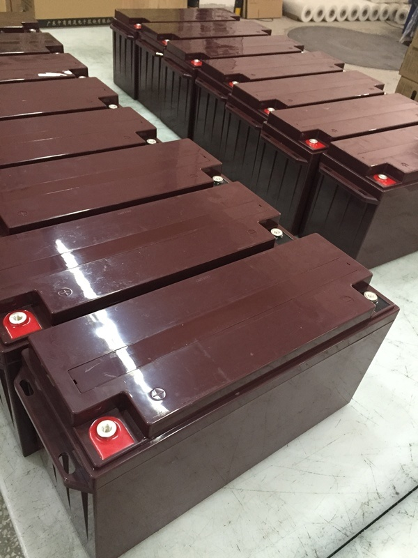 Storage SLA AGM Battery 12V150ah for Solar, Backup System pictures & photos