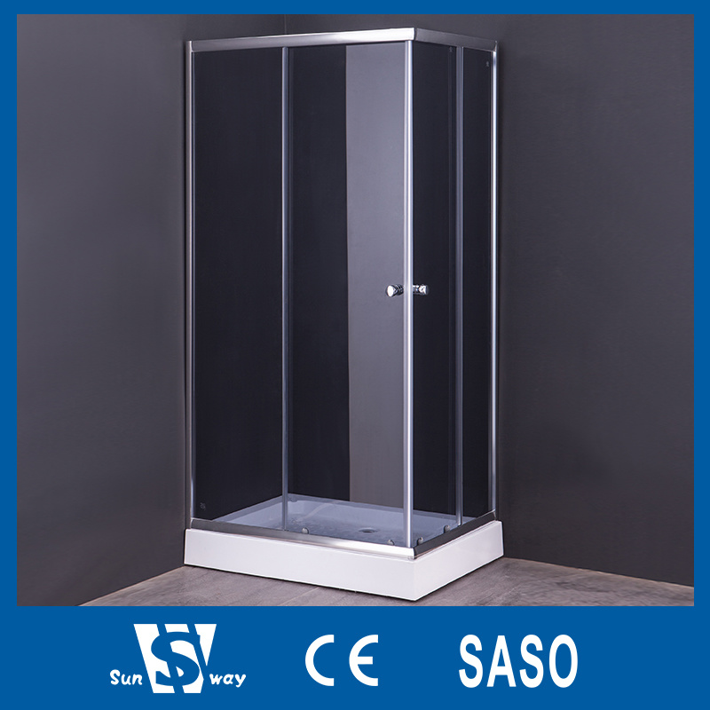 China Factory Wholesale 100X70 Rectangle Shower Enclosures - China ...