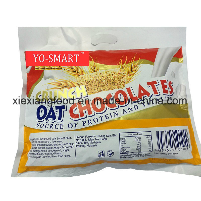 Oat Chocolates with Source of Protein and Vitality