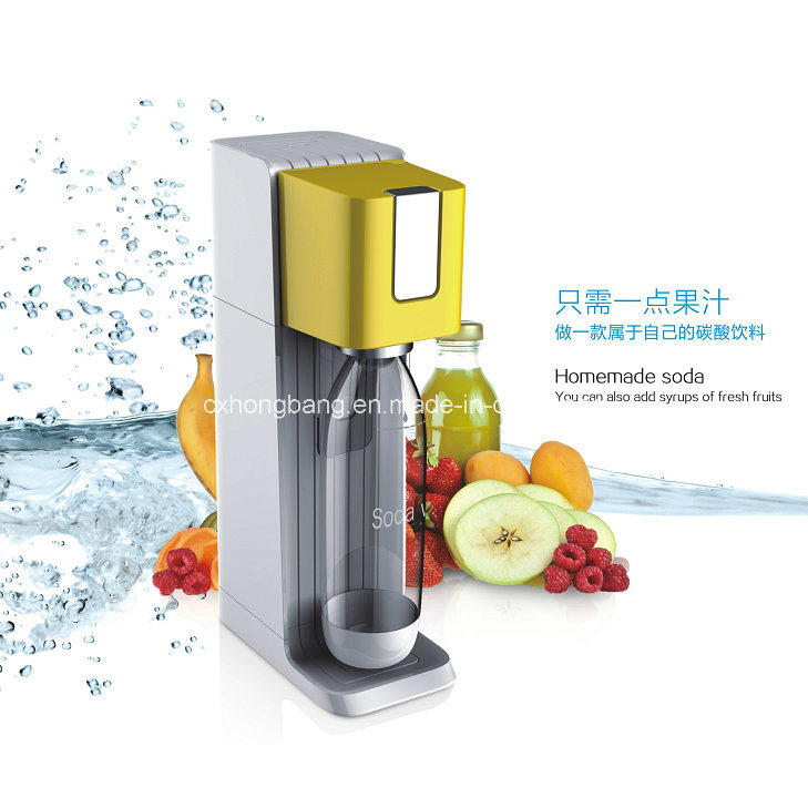 Professional Home Use Soda Maker for Healthy Sparkling Water (HB-1308)