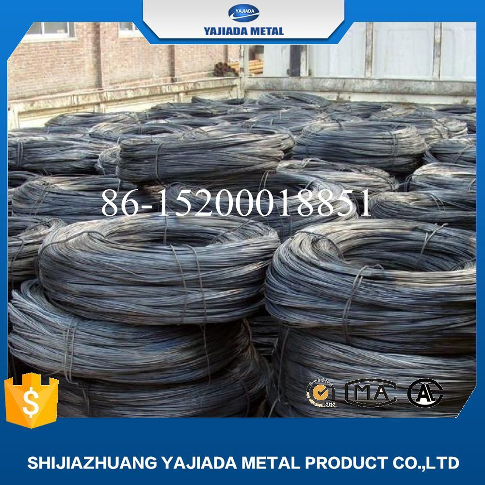 China Q195 Materials Low Carbon Steel Wire for Nails Making - China ...